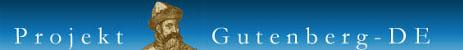 Projekt Gutenberg-DE