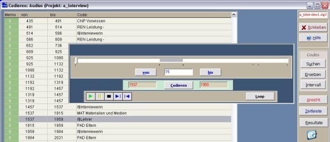 Screenshot AQUAD